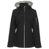 Spyder Entice Womens Insulated Ski Jacket, Black, medium
