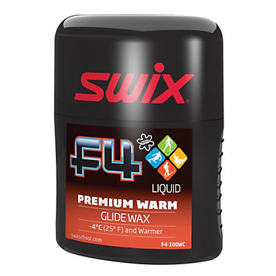 Swix Universal Glide Wax Warm Wax 2018, F4-100WC, viewer