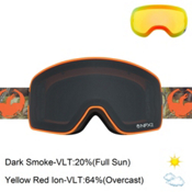 Dragon NFX2 Goggles 2017, Danny Davis-Dark Smoke + Bonus Lens, medium
