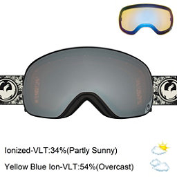 Dragon X2s Goggles, Energy White-Ionized + Bonus Lens, 256