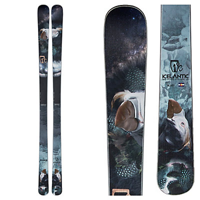 Icelantic Pilgrim SKNY Skis, , viewer