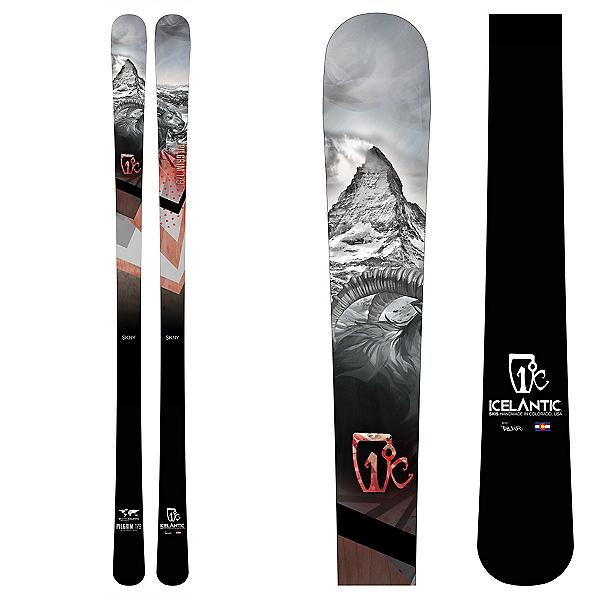 Icelantic Pilgrim SKNY Skis, , 600