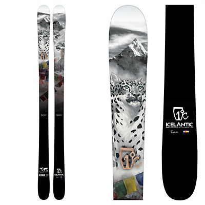 Icelantic Nomad SKNY Skis, , viewer