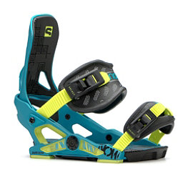 NOW Select Snowboard Bindings 2017, Blue, 256