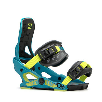 NOW Select Snowboard Bindings 2017, Blue, viewer
