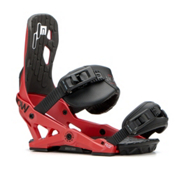 NOW Pilot Snowboard Bindings 2017, Red, medium
