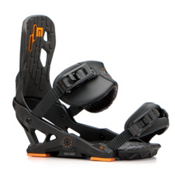 NOW Pilot Snowboard Bindings 2017, Black, medium