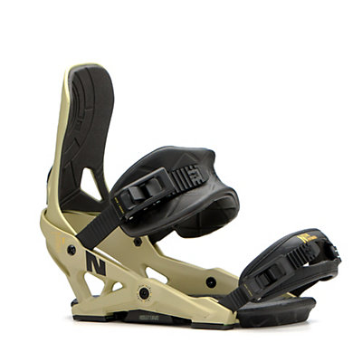 NOW Brigade Snowboard Bindings 2017, Dune Green, viewer