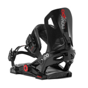 NOW IPO Snowboard Bindings 2017, Black, medium