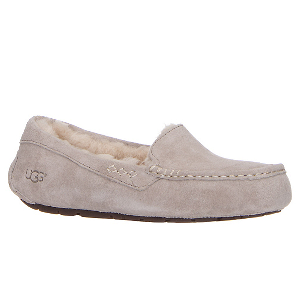 UGG Ansley Womens Slippers, Moonlight, 600