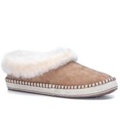 UGG Wrin Womens Slippers, Chestnut, medium