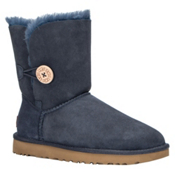UGG Bailey Button II Womens Boots, Navy, medium