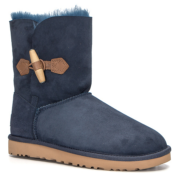 UGG Keely Womens Boots, Navy, 600