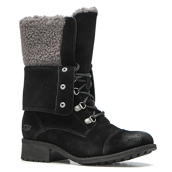 UGG Gradin Womens Boots, Black, 600