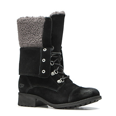 UGG Gradin Womens Boots, Black, viewer