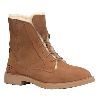 UGG Quincy Womens Boots, Chestnut, viewer