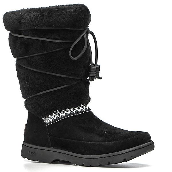 UGG Maxie Womens Boots, Black, 600