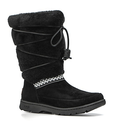 UGG Maxie Womens Boots, Black, viewer