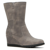 UGG Joely Womens Boots, Charcoal, medium