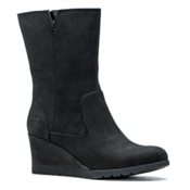 UGG Joely Womens Boots, Black, medium