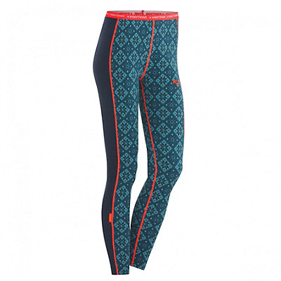Kari Traa Rose Womens Long Underwear Pants, Ebony, viewer