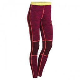 Kari Traa Rett Womens Long Underwear Pants, Wine, 256
