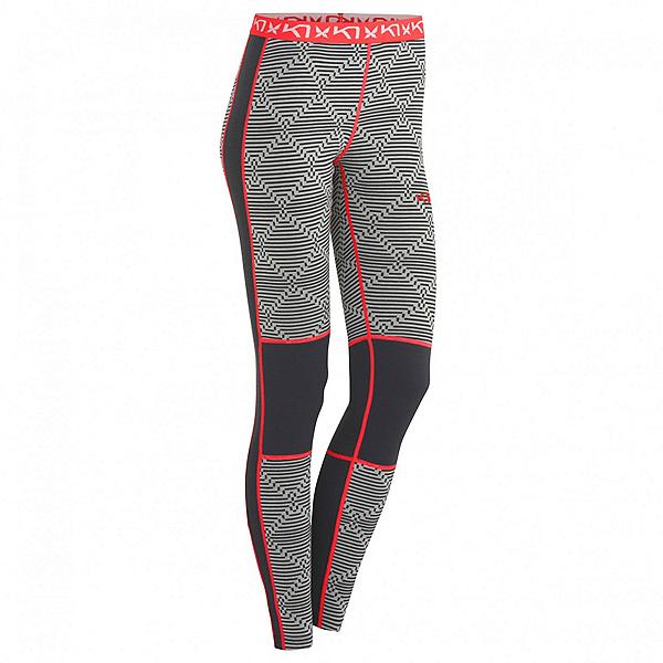 Kari Traa Rett Womens Long Underwear Pants, Ebony, 600