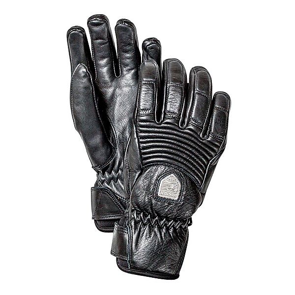 Hestra Fall Line Womens Gloves, Black, 600