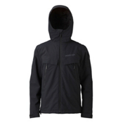 Marker Fall Line Mens Insulated Ski Jacket, Black, medium