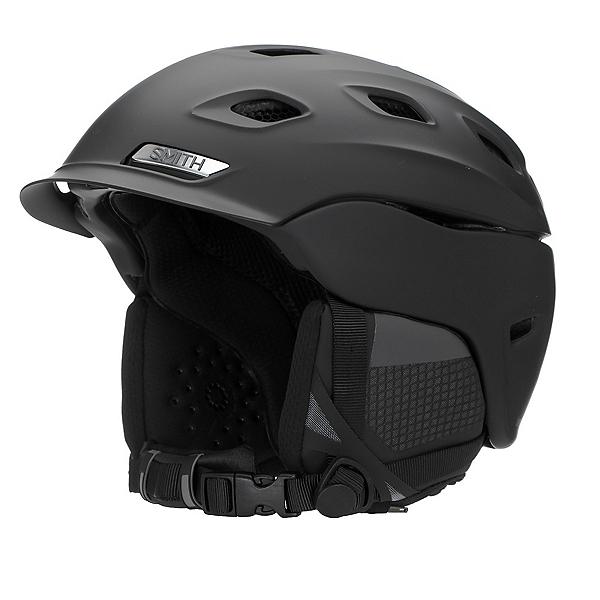 Smith Vantage Helmet, Matte Black-Black, 600