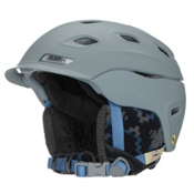 Smith Vantage MIPS Womens Helmet 2017, Matte Frost Woolrich, medium