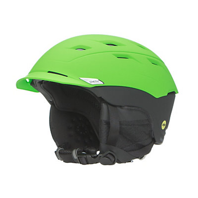 Smith Variance MIPS Helmet, Matte Reactor Black, viewer