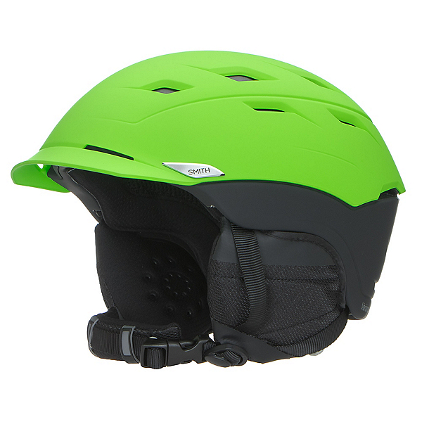 Smith Variance Helmet, Matte Reactor Black, 600