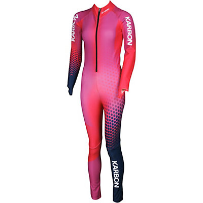 Karbon Spirit GS Suit, Neon Pink-Light Pink-Navy-Navy, viewer
