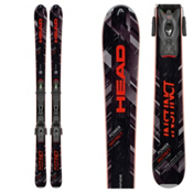 Head Power Instinct Ti Pro Skis with PRX 12 Bindings 2017, , medium