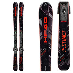 Head Power Instinct Ti Pro Skis with PRX 12 Bindings 2017, , 256