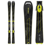 Head Super Joy Womens Skis with 11 SLR Bindings 2017, , medium