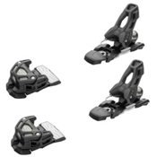 Tyrolia Attack 11 Ski Bindings 2017, Solid Black, medium
