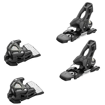 Tyrolia Attack 11 Ski Bindings 2017, Solid Black, viewer