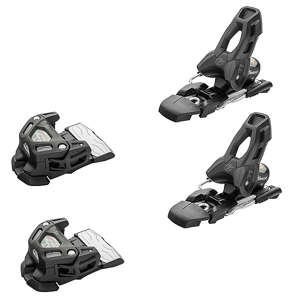 Tyrolia Attack 11 Ski Bindings 2017, Solid Black, 600