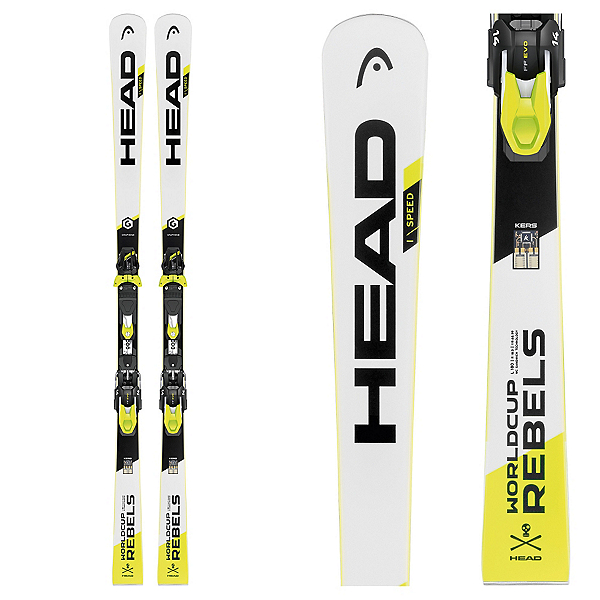 Head World Cup Rebels I.Speed Race Skis 2017, , 600