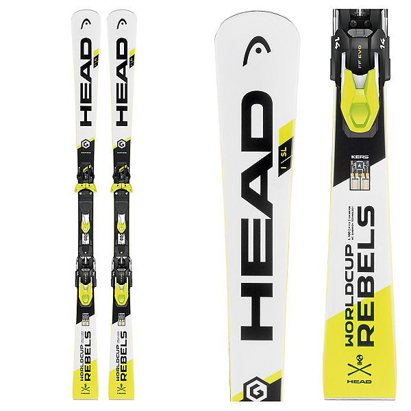 Head World Cup Rebels I.SL Race Skis 2017, , 600