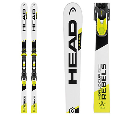 Head World Cup I.GS RD Team Junior Race Skis 2017, , viewer