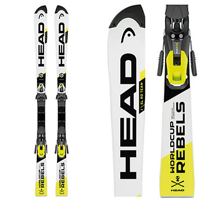 Head World Cup I.SL RD Team Junior Race Skis 2017, , viewer