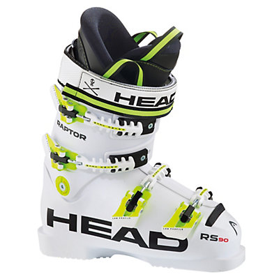 Head Raptor 90 RS Junior Race Ski Boots 2017, White, viewer