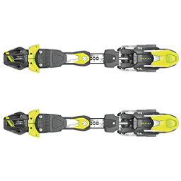 Tyrolia FreeFlex EVO 14 Ski Bindings 2017, Black-White-Flash Yellow, 256