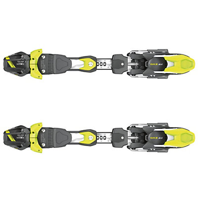 Tyrolia FreeFlex EVO 11 Ski Bindings 2017, Black-White-Flash Yellow, viewer