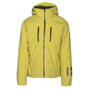 Descente Anton Mens Insulated Ski Jacket, Yellow, medium