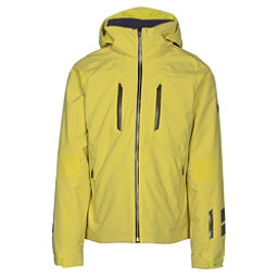 Descente Anton Mens Insulated Ski Jacket, Yellow, 256