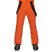 Descente Swiss Mens Ski Pants, Salamander Orange, medium
